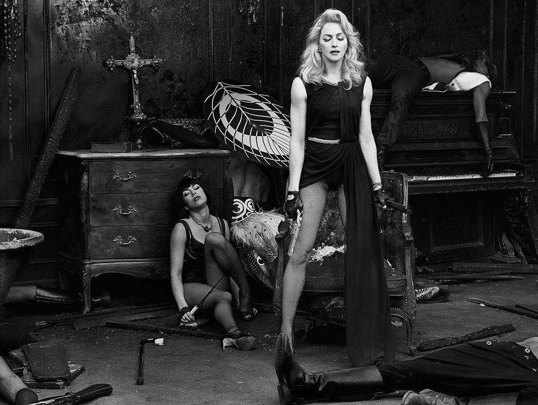 El corto #SecretProjectRevolution de Madonna y Steven Klein ve la luz