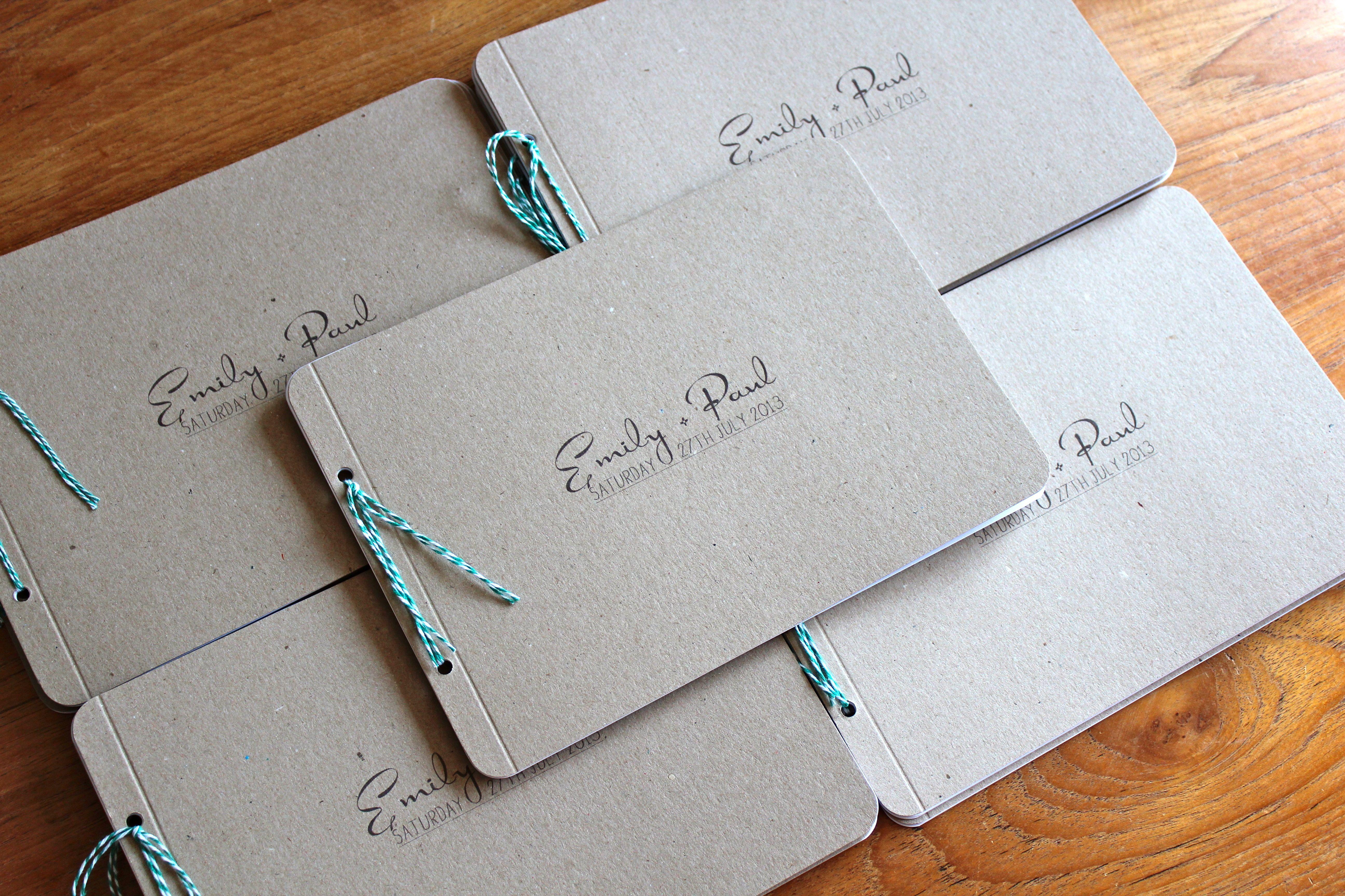 E+P mass booklets   wedding ideas   Pinterest   Weddings, Wedding ...