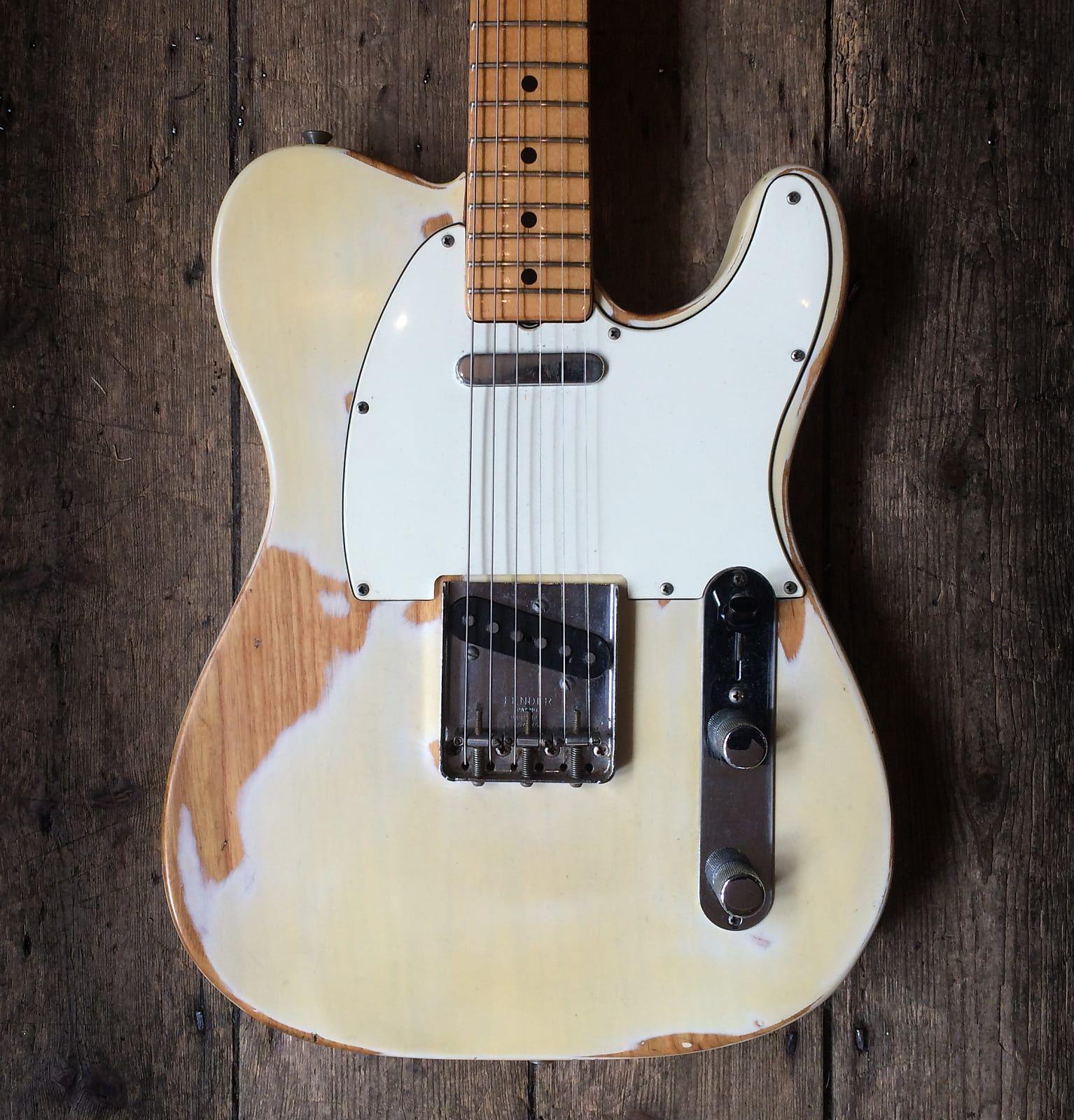 Fender Telecaster 1967 1969 Reverb Telecaster Fender Telecaster Fender