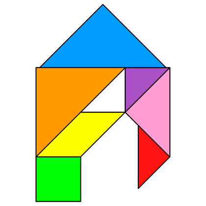 tangram letter a tangram solution 110 providing teachers and pupils with tangram puzzle
