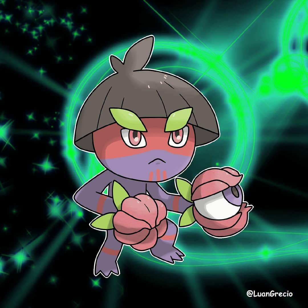 047 guarandio cursed kid pokémon type ghost grass height 3 3