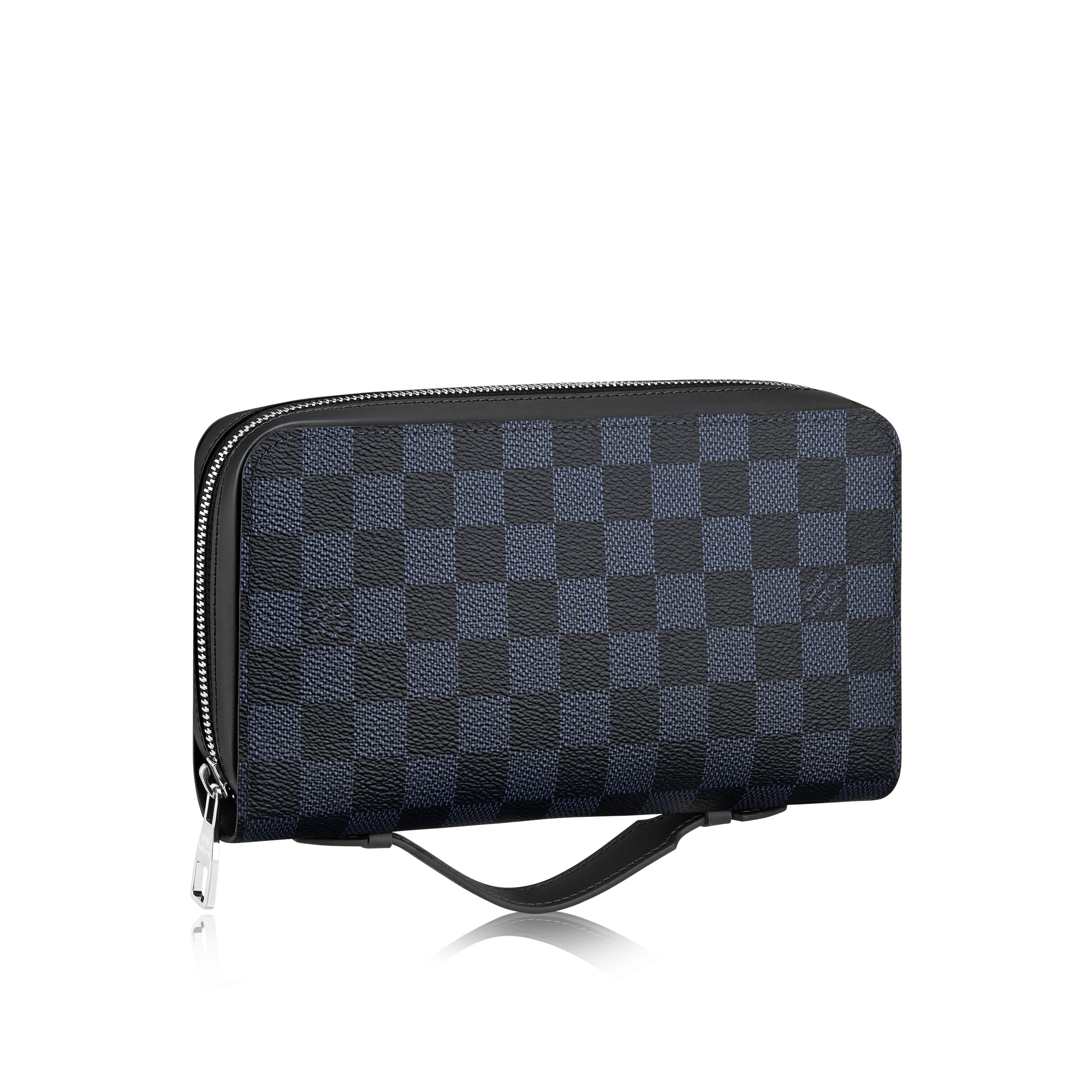 a18e9855b28 For the man on the go, the ultra-functional Zippy XL from Louis Vuitton