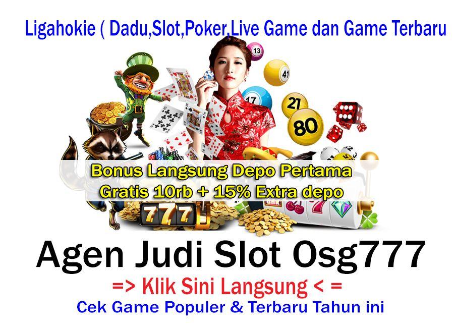 Pin Di Agen Judi Slot Osg777