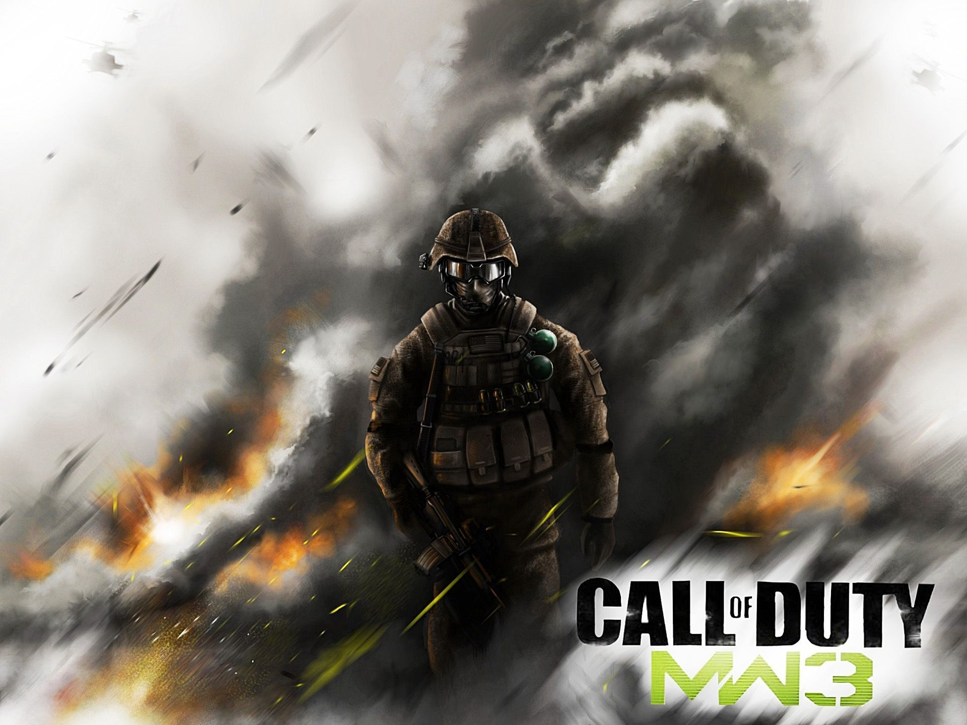 Call Of Duty Modern Warfare Wallpaper For PC Full HD Pictures