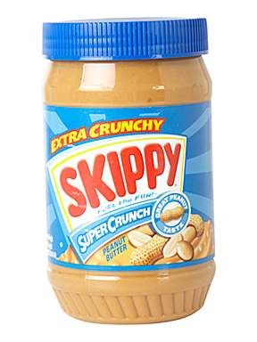 4. Diversification strategy. People who love peanuts are now introduced to skippy peanut butter. The new product expands the market.