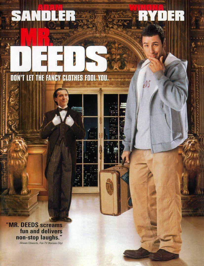mr deed Share Adam sandler, Adam sandler movies