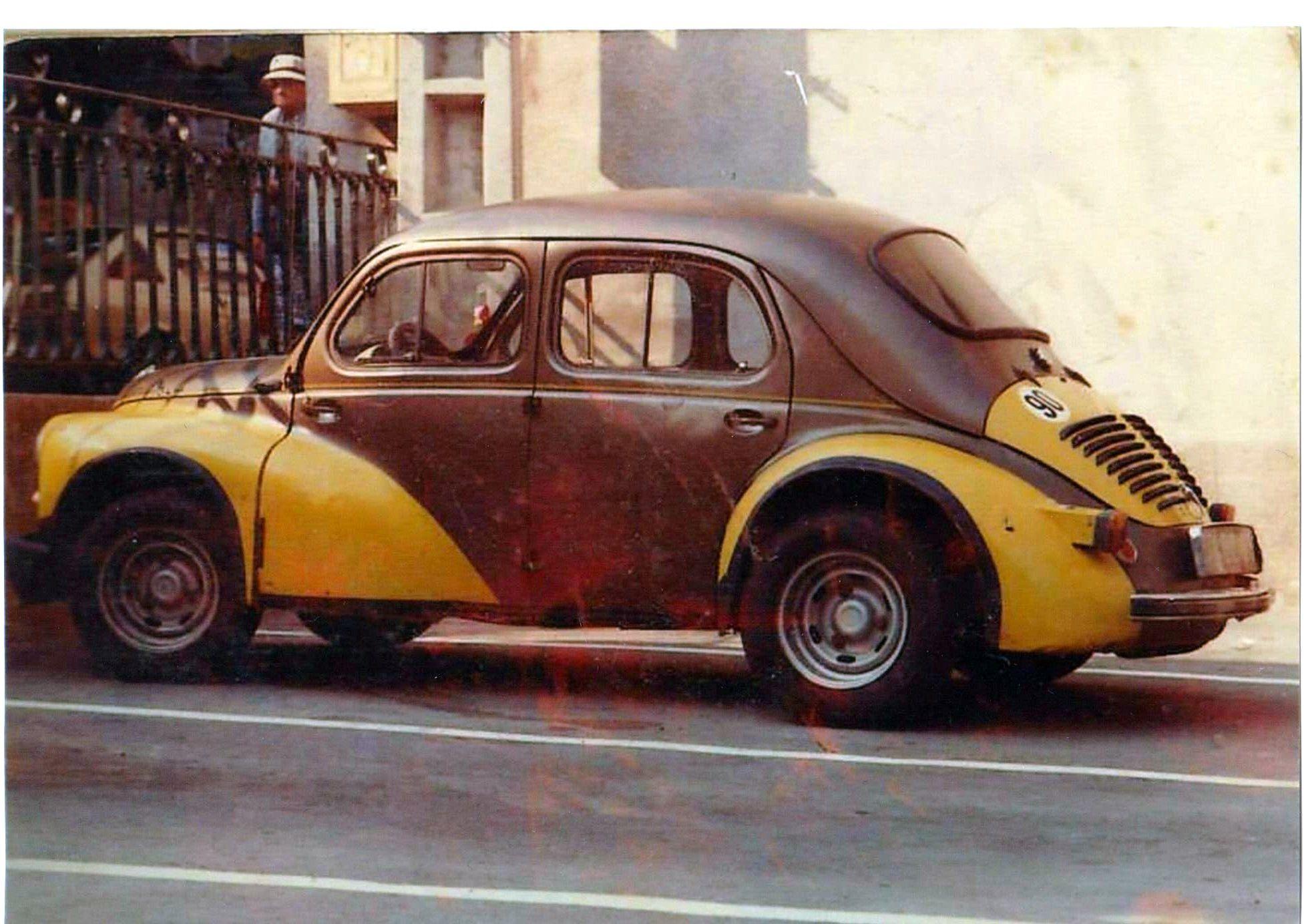 4 Cv Proto Inconnu Voiture Renault Inconnu