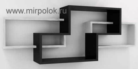 Декоративные полки на стену фото | Дизайн полок, Мебель, Полки