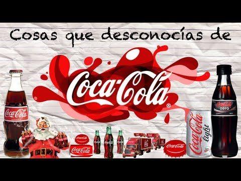 10 Cosas que Desconocías de Coca Cola