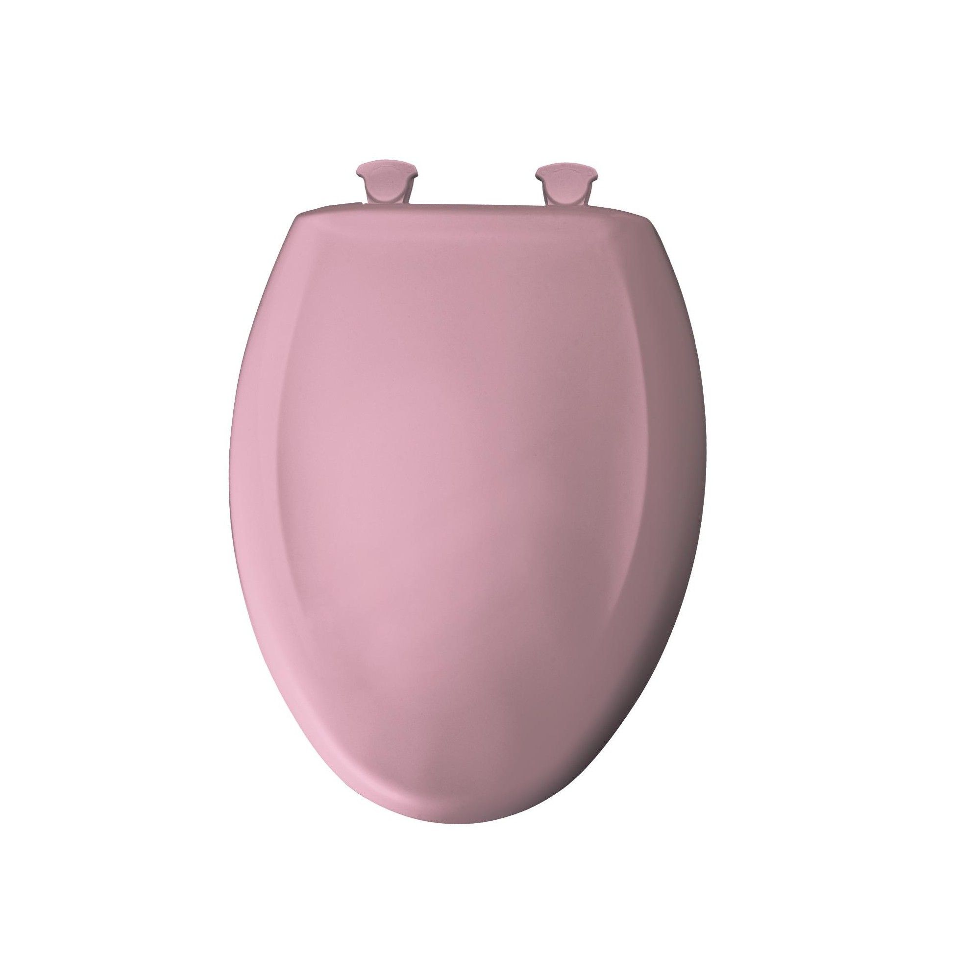 Elongated ClosedFront Toilet Seat and Lid with Whisper