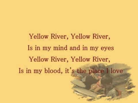 Christie Yellow River With Lyrics One Hit Wonder Yellow River Good Music