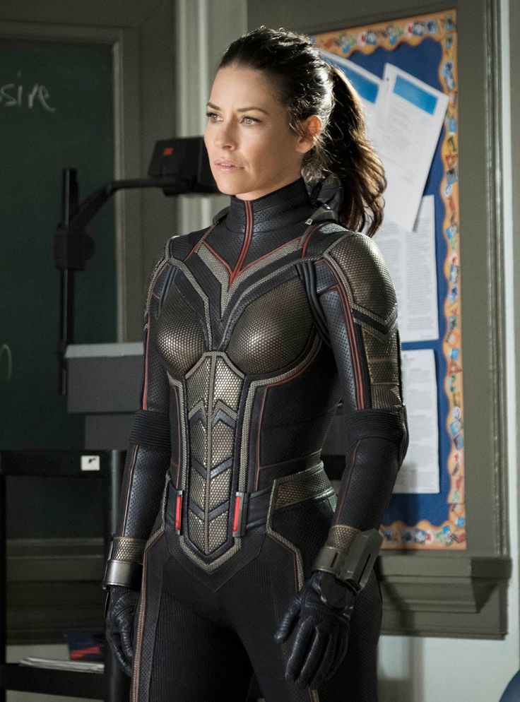The Wasp Is This Summer S Wonder Woman Marvel Girls Marvel Wasp