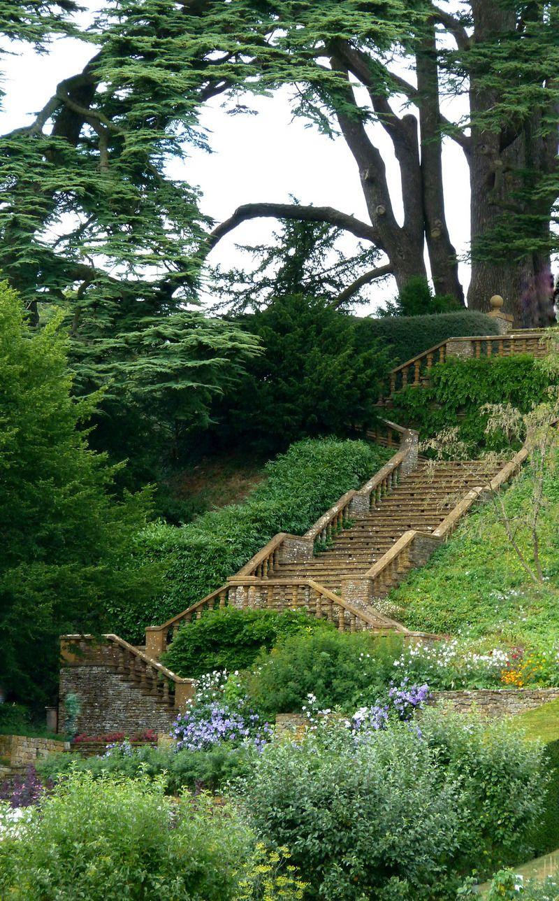 Upton House, Warwickshire, England.   England ...