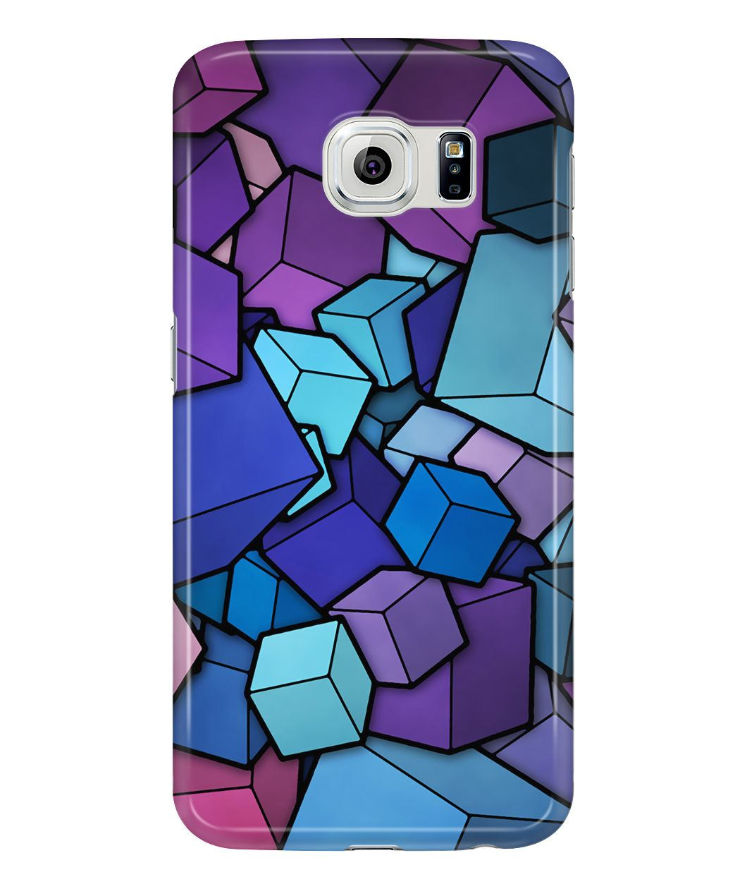 Galaxy S6 Abstract Case V11 In 2019
