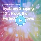 #Augenbrauen #Augenbrauen #Formen #Perfekt #Zupfen # 101#nailgame