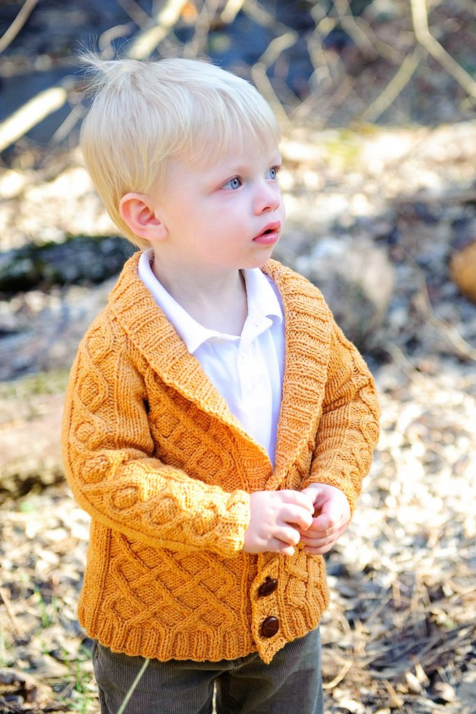 4471aa8ad Gramps Cardigan pattern by Kate Oates