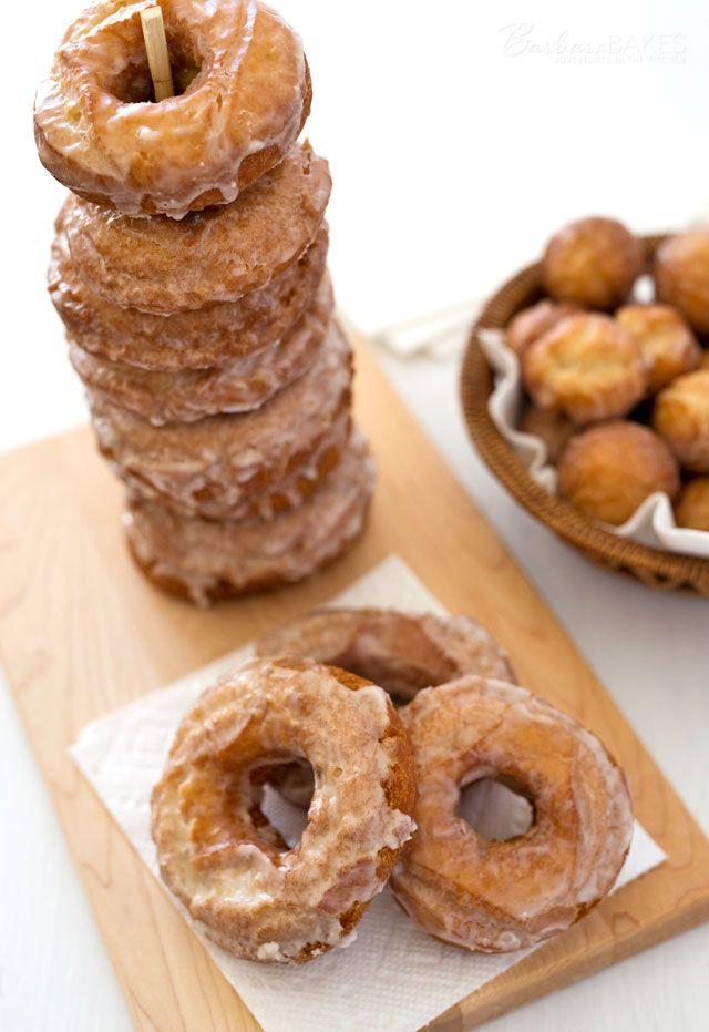Old Fashioned Buttermilk Donuts Barbara Bakes Recipe Delicious Donuts Donut Recipes Doughnut Recipe