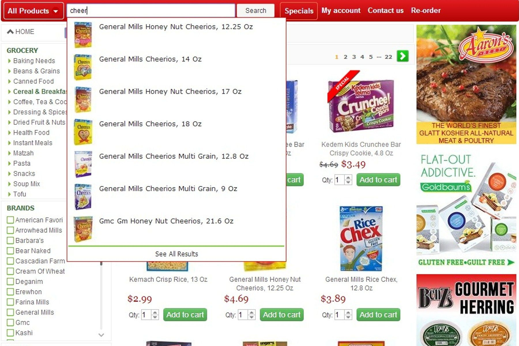 Advanced Search Jpg 1800 1200 Honey Nut Cheerios Delivery