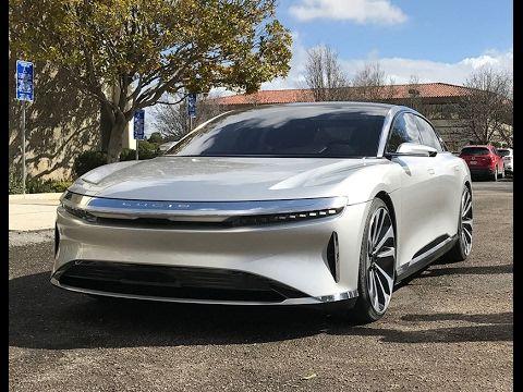 Lucid Air Car Test Drive 1 000 Horsepower Electric Luxury Sedan