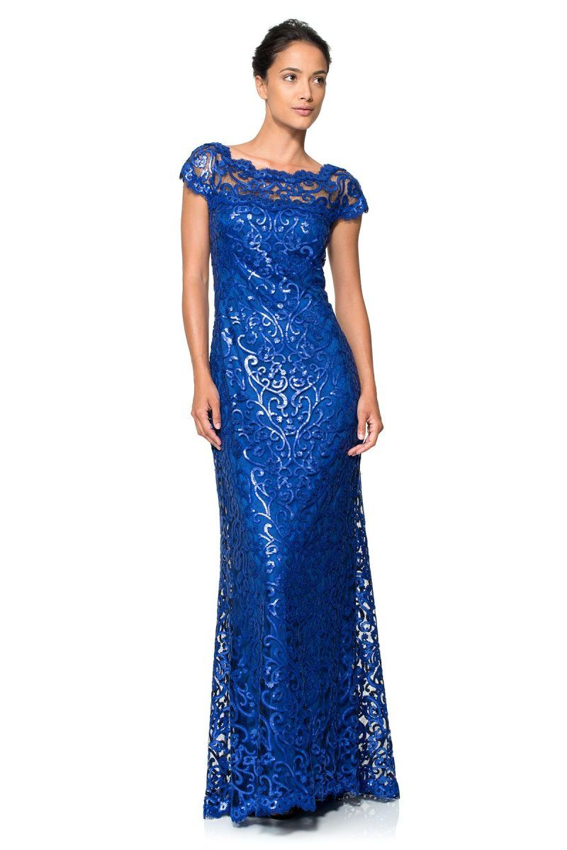 Out of the Blue: 10 Beautiful Blue Gowns for your Bridesmaids ...