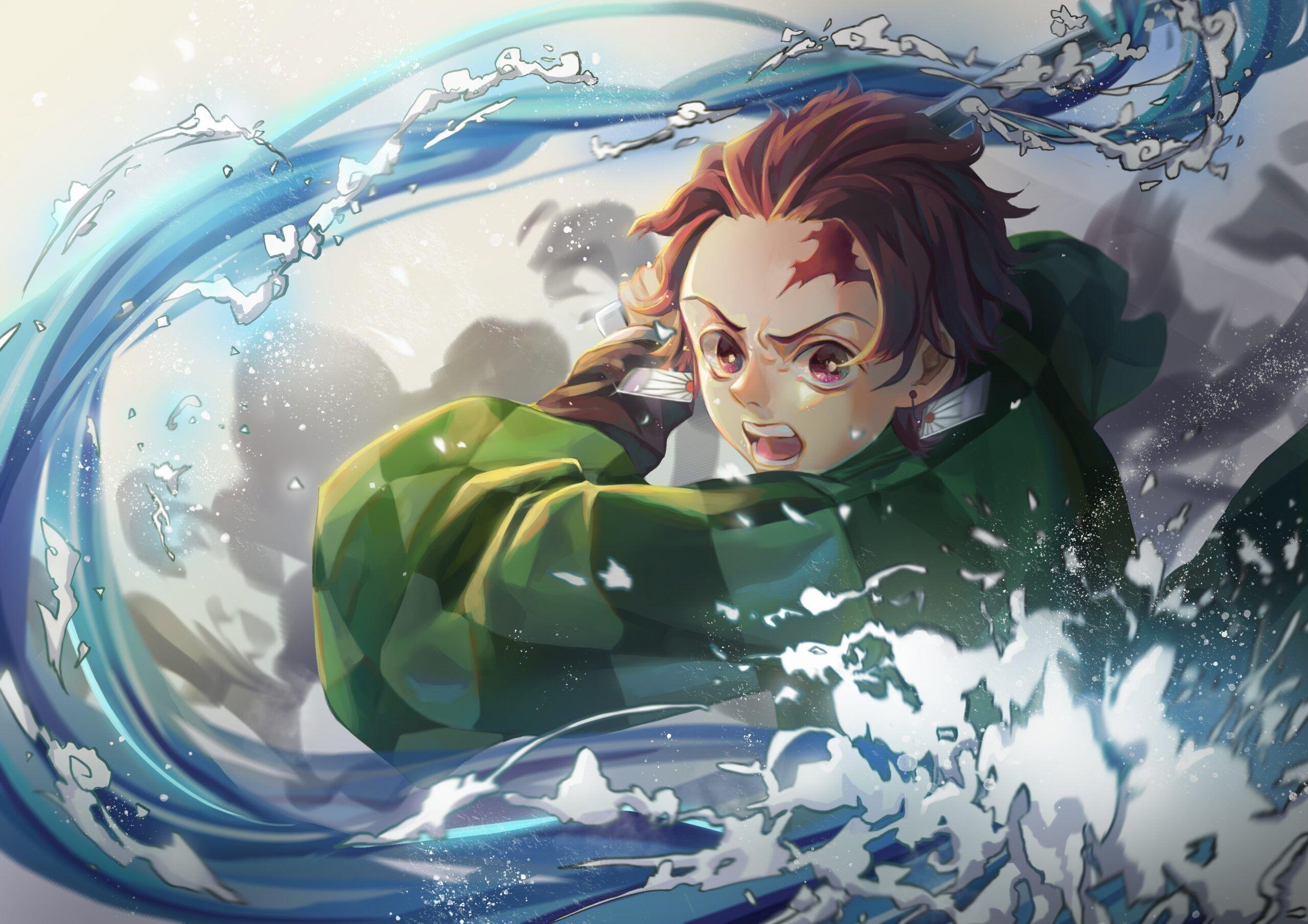 Kimetsu No Yaiba Wallpaper Animated Anime Anime Wallpaper Anime Hd