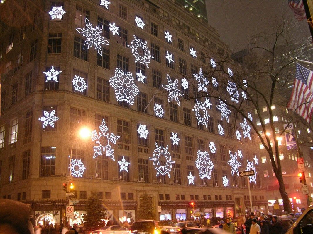 Christmas in NYC, again. | Take Me There | New york christmas, New ...