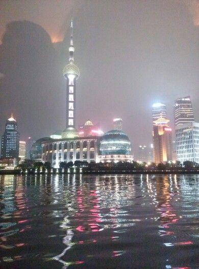 Perla del Oriente, Shanghái