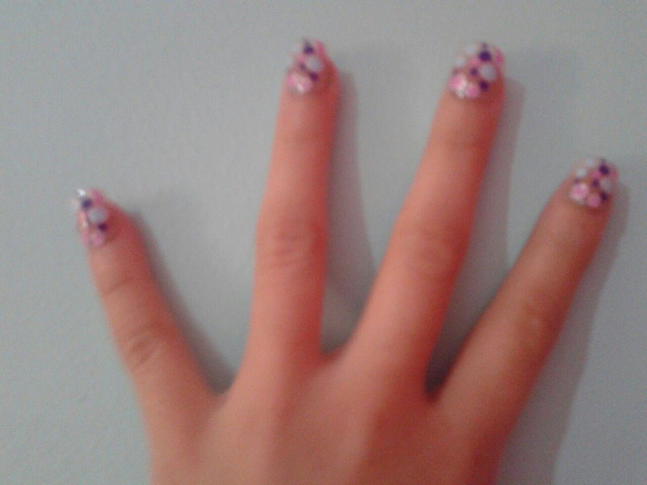 Pin by Habiba Osama on fancy nail polish desings | Pinterest | Fancy