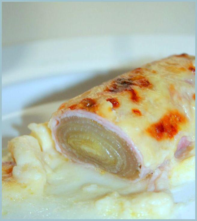 Food and Cook by trotamundos » ENDIVIAS GRATINADAS CON JAMON ( Chicon Gratin )