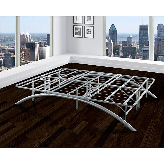 Crystal Silver Metal King Size Bed 400 Bed Frame Metal Beds Loft Bed Frame