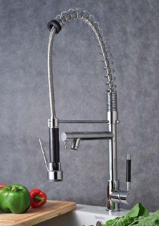 105 89 Kitchen Faucet Lightinthebox Single Handle Pull Down Pre