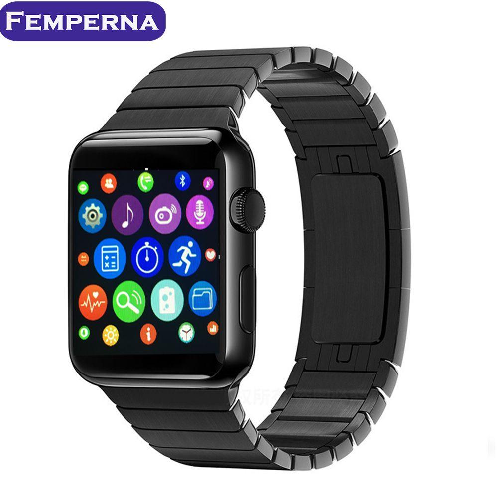 42mm Bluetooth Connected Smart Watch IWO 2 MTK2502C 11
