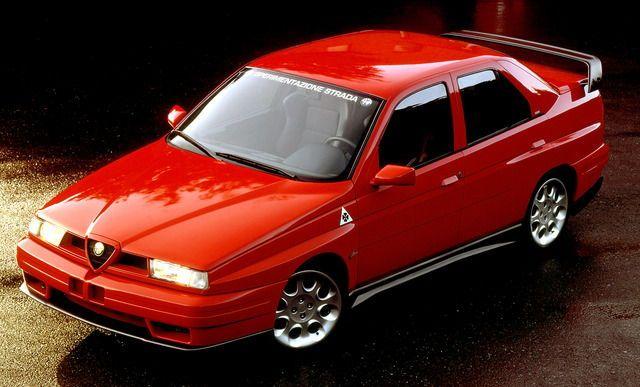 Pin Von Bruno Sousa Auf Alfa Romeo 155 TI-Z / GTA-Z / Q4