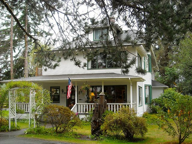 Miller Tree Inn Bed Breakfast Forks Washington Twilight Forks Washington Twilight