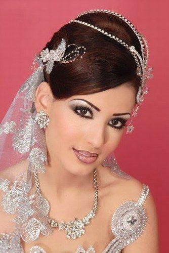 Maquillage libanais oriental pour un mariage | Maquillage mariage oriental, Maquillage libanais ...