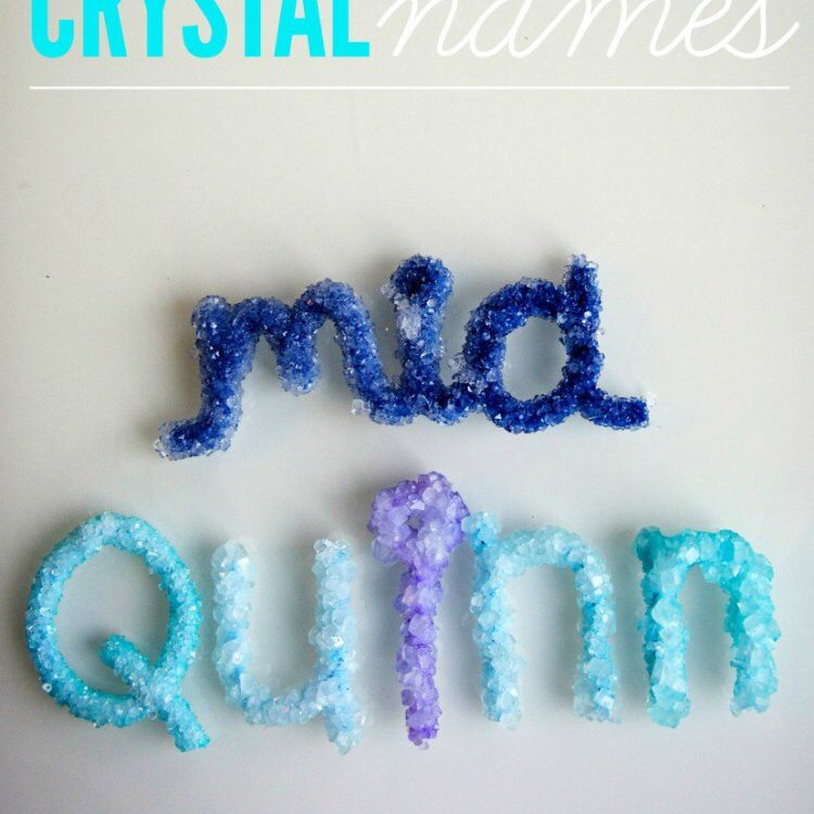 Grow Crystal Names
