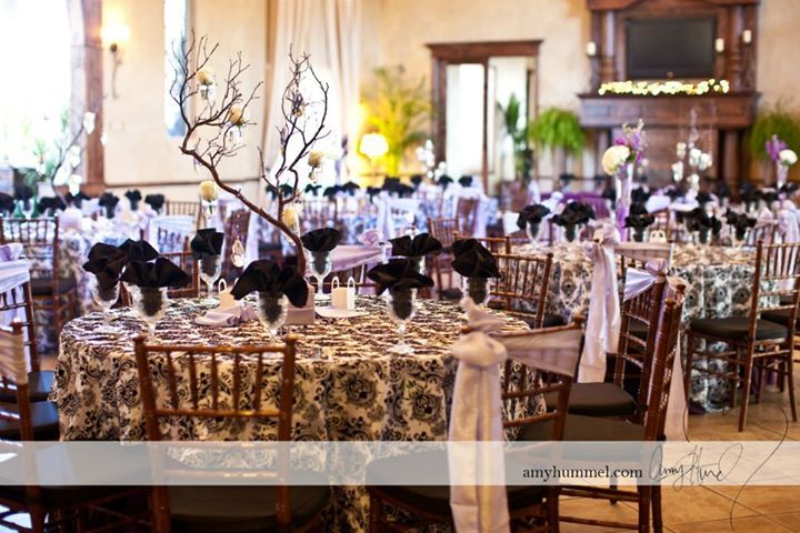 Elegant Decor For Weddings Receptions And Events The