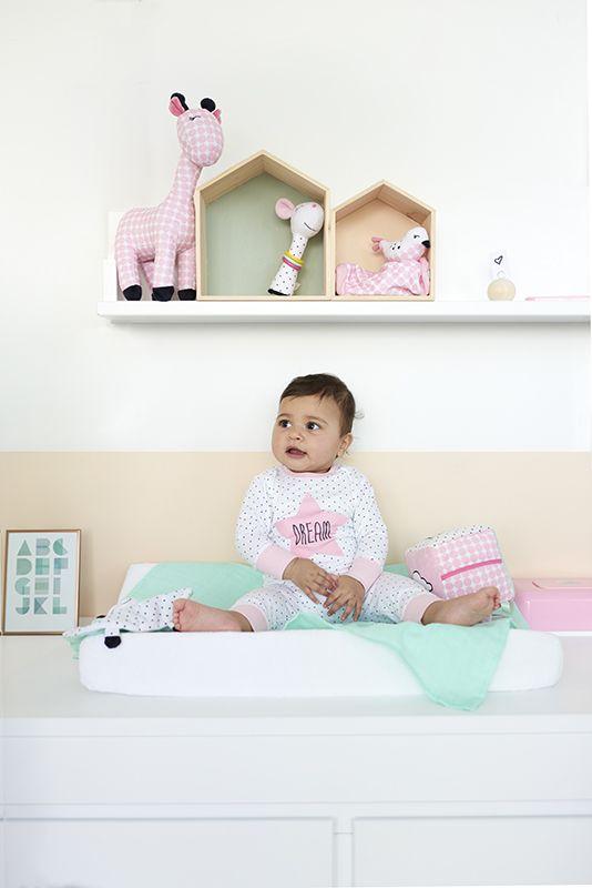 Prenatal newborn meisjes pyjama