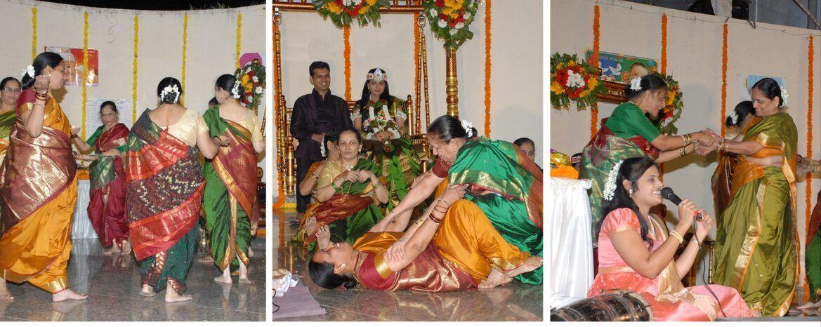 Dohale Jevan Decoration | Baby Shower | Godh Bharai Pune ...