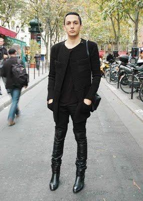 Rad Hourani - Over the knee boots | Style | Pinterest | Rad ...