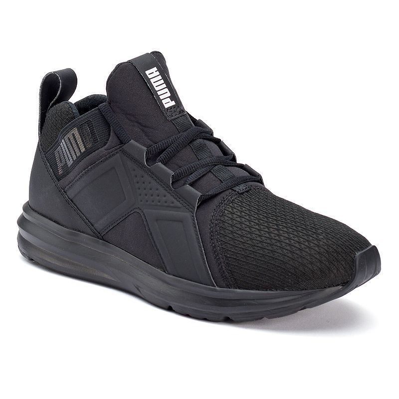 d7d461e7f3e8 PUMA Enzo Men's Monochrome Sneakers | Products | Shoes, Sneakers ...