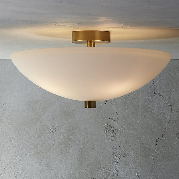 Shop Vivid Flush Mount Lamp Simply Put This Is The Simple But Elegant Ceiling Light You Ve Been Waiting Flush Mount Lighting Ceiling Lights Flush Lighting