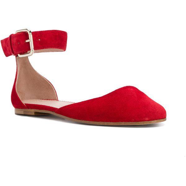 ankle strap ballerinas Red Valentino 2cktd