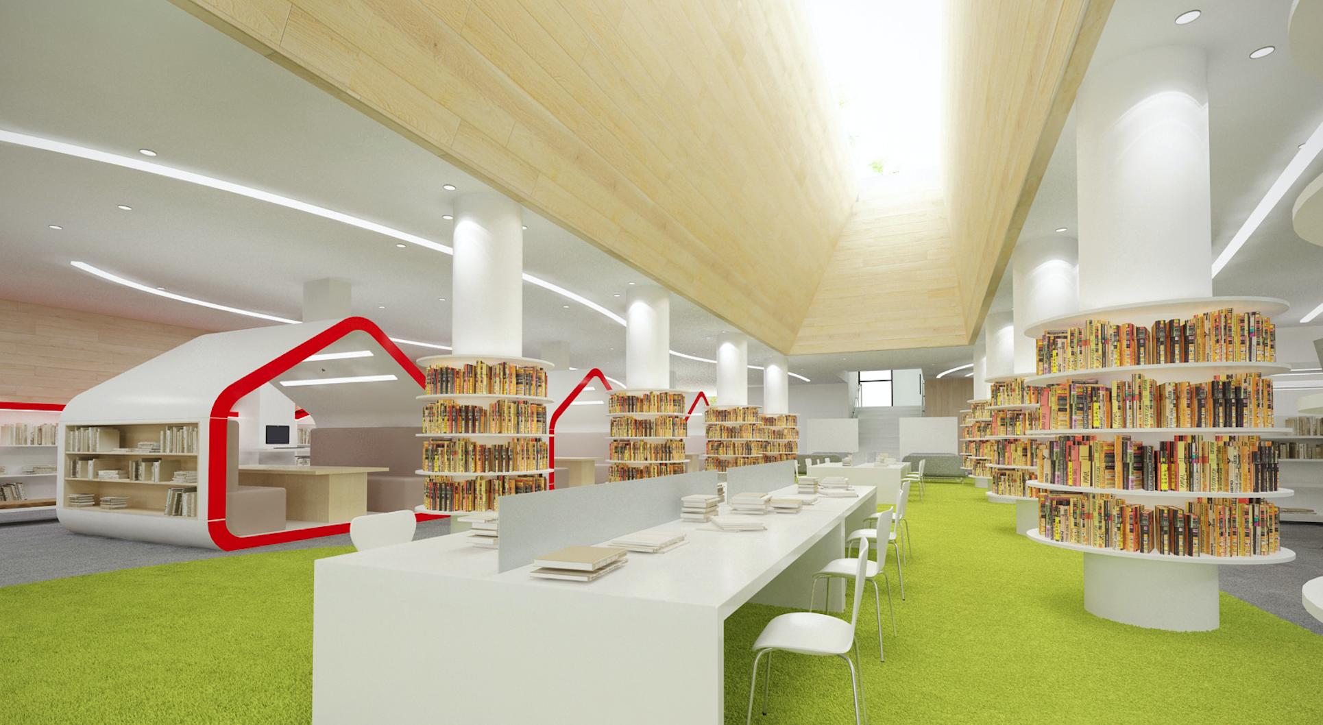 Swiss Bureau Interior Design Designed Swiss Scientific School