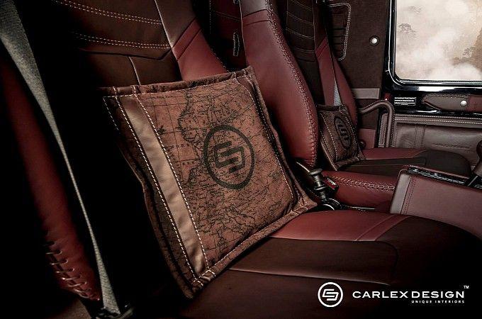Mercedes-Benz Zetros 1833 4x4 by Carlex Design