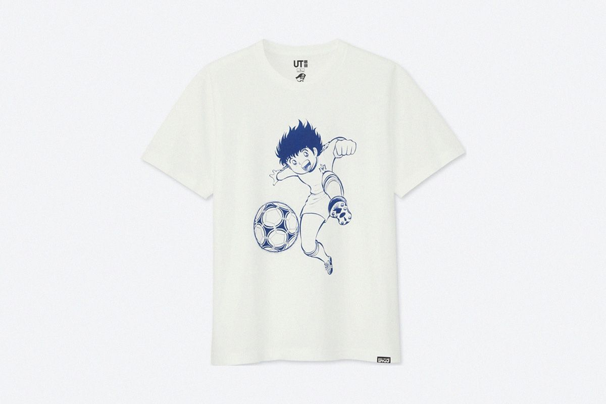 044c3d8cc Celebrating 50 years of 'Weekly Shonen Jump,' Japanese retailer UNIQLO has  unveiled the ultimate anime and manga classics capsule.