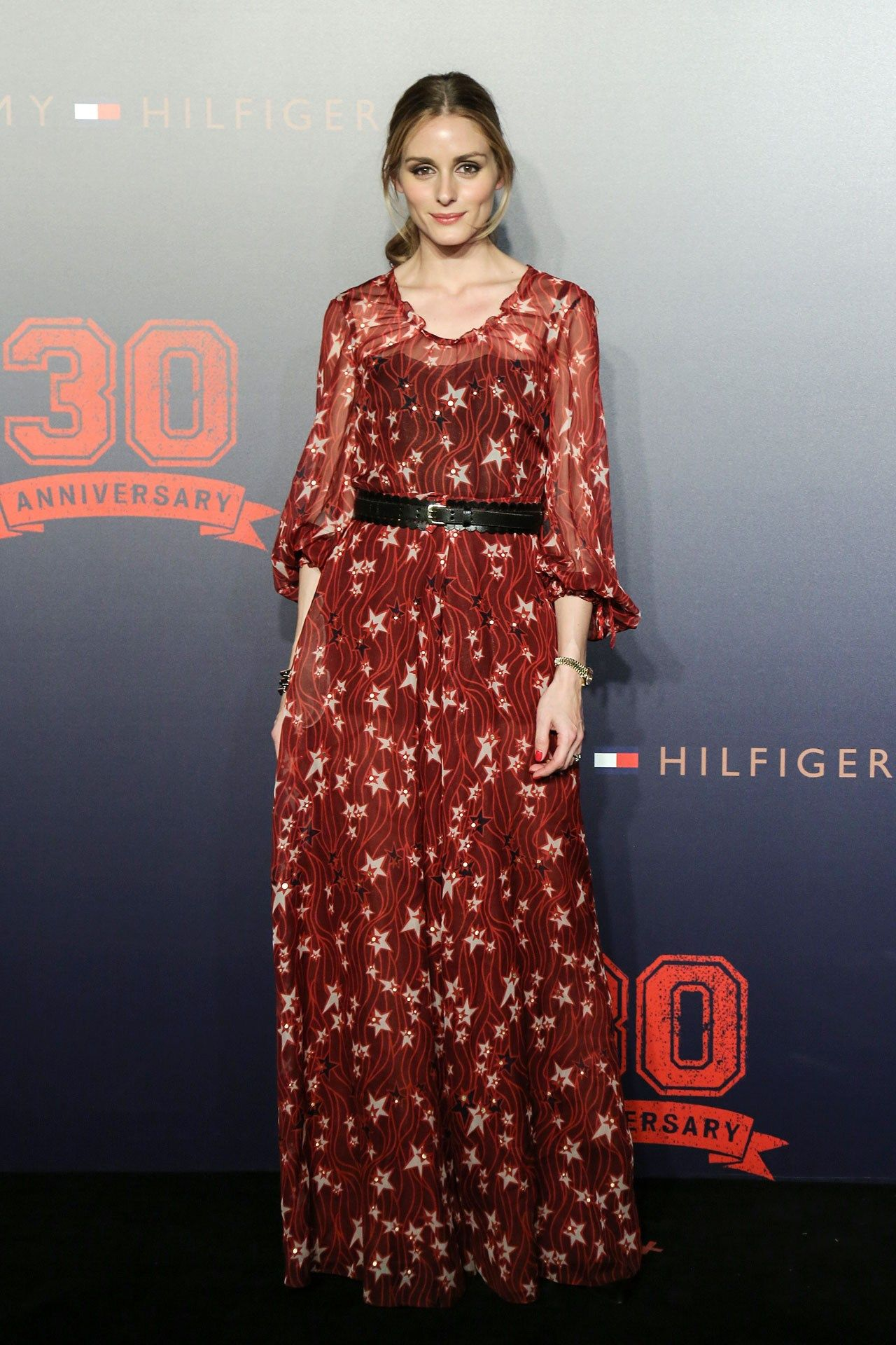 Olivia Palermo wore a Tommy Hilfiger dress - Tommy Hilfiger's 30th Anniversary, Beijing - May 26 2015