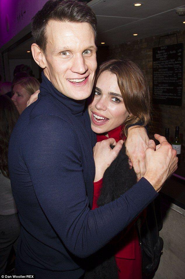 Matt smith dating billie piper