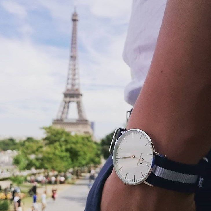 It's better to see something once than to hear about it a thousand times. (Photo via @sebastianparr4) #danielwellington by danielwellington - Coming soon to Grace & Co