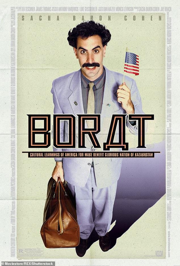 Sacha Baron Cohen S Borat 2 Release Date Is Revealed Tv Series Online Movies Sacha